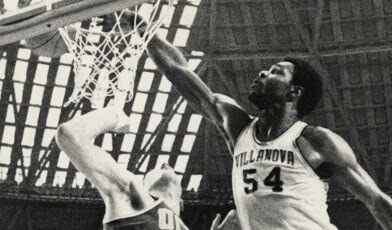 Howard Porter Villanova Wildcats 1971