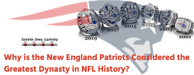 New England Patriots Dynasty