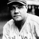 Ruth Babe New York Yankees