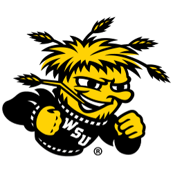 Wichita State Shockers Primary Logo 2010 - Present