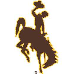 Wyoming Cowboys Primary Logo 2006 - Present