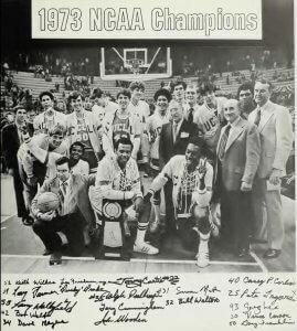 1973 UCLA basketball NCAA champions
