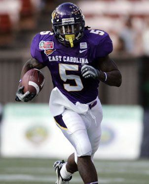 Chris Johnson East Carolina Pirates