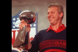 Bill Parcells New York Giants