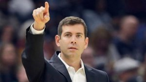 Brad Stevens Boston Celtics Coach