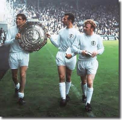 Leeds United Championship 1969