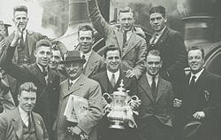 West Bromwich Albion League Champs 1920