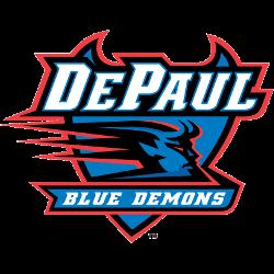 DePaul Blue Demons Primary Logo 1999 - Present