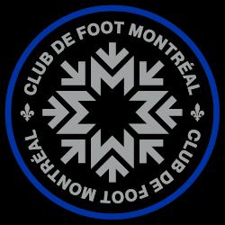 Club de Foot Montréal Primary Logo 2021 - Present