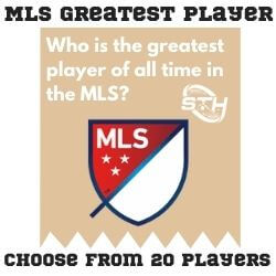 MLS Greatest Player