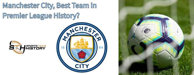 Manchester City Best Team