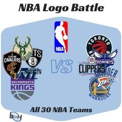 NBA Logo Battle