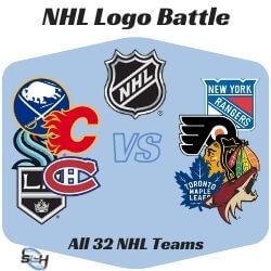 NHL Logo Battle