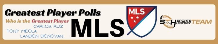MLS Greatest Player Poll