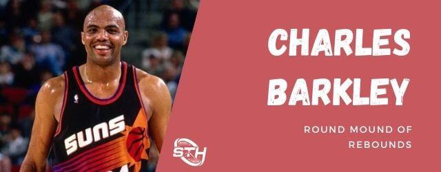 STH News Header - Charles Barkley