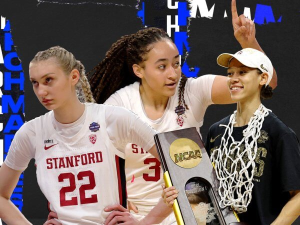 Standford Women's Champs 2021