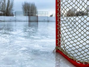 ice hockey - goal