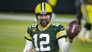 Aaron Rodgers GB Packers