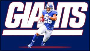 Giants Running Back
