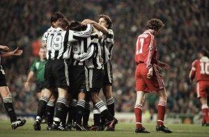 Liverpool vs Newcastle 1996