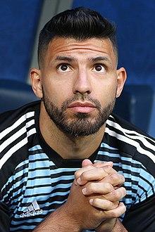 Sergio Agüero_Manchester City