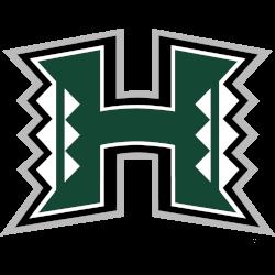 Hawaii Warriors Primary Logo 2000 - Present