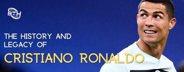 STH News Header - Cristiano Ronaldo