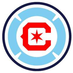 Chicago Fire FC Primary Logo 2021 - Present